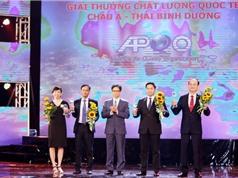 Vinh danh 73 doanh nghiệp đạt Giải Chất lượng Quốc gia và 4 doanh nghiệp đạt Giải Chất lượng quốc tế Châu Á – Thái Bình Dương