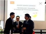 SIHUB ký kết hợp tác với ba đối tác Hàn Quốc