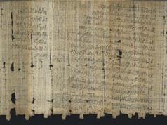 Tài liệu ghi chép về tội phạm tấn công tình dục cách đây hơn 3.000 năm
