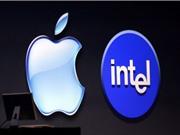 Căng thẳng với Qualcomm, Apple có thể sẽ dùng 100% chip Intel cho iPhone