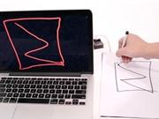 Tự chế màn hình cảm ứng bằng giấy