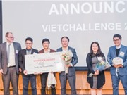 Dự án IoT chiến thắng cuộc thi khởi nghiệp cho người Việt toàn cầu