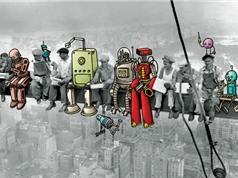 Những quốc gia sử dụng nhiều lao động robot nhất