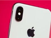 Doanh số iPhone giảm do iPhone X ế hàng, người dùng thay đổi
