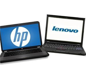 Lenovo và HP dẫn đầu danh sách thương hiệu laptop hàng đầu năm 2018