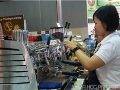 """Café Show Việt Nam 2018: Nơi hội tụ những dòng máy pha, xay cà phê """"thông minh"""""""