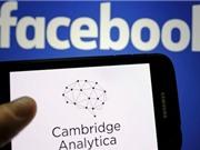 Công ty Cambridge Analytica tuyên bố phá sản sau vụ bê bối Facebook