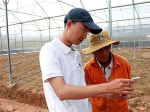 Đưa IoT trở thành 'nhất thiết phải có' với người nông dân