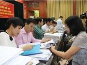 Hà Nội: 86 tổ chức, cá nhân nộp hồ sơ tuyển chọn thực hiện 77 nhiệm vụ KH&CN