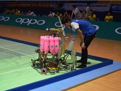 32 đội tuyển góp mặt trong Vòng chung kết Robocon Việt Nam năm 2018