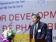 Hai nhà KH đạt giải Nobel tham dự Hội thảo quốc tế Khoa học để phát triển
