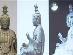 Kho tàng cổ giấu trong bụng tượng Phật 700 năm tuổi