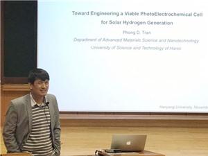 Ba công trình xuất sắc được Giải thưởng Tạ Quang Bửu 2018