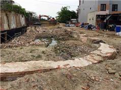 Đà Nẵng thông báo về các phát lộ tường hào, móng tại Thành Điện Hải