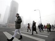 Hàng triệu người chết mỗi năm do ô nhiễm không khí