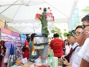 Ngày hội STEM 2018: Những tín hiệu vui từ các CLB STEM làng
