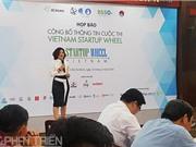 Vietnam Startup Wheel 2018: Mở rộng đối tượng đến nhà khoa học, nhà sáng chế
