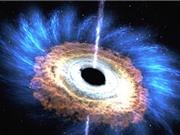 Khám phá lỗ đen phát triển nhanh nhất trong vũ trụ