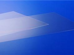 Kính mỏng như giấy có thể chịu lực đâm ở 150 km/h