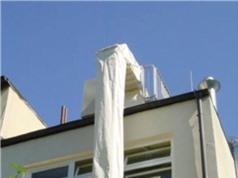 Viện nghiên cứu - doanh nghiệp hợp tác sản xuất đệm hơi, ống tuột cứu hộ nhà cao tầng
