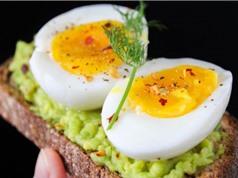 Ăn trứng không tăng nguy cơ mắc bệnh tim mạch ở bệnh nhân tiểu đường