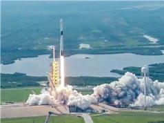SpaceX phóng thành công tên lửa đẩy mạnh nhất