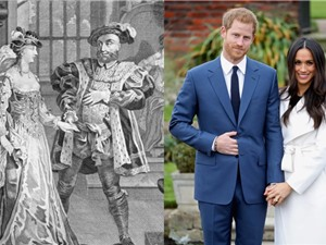 """Đám cưới Hoàng tử Harry được tổ chức vào đúng ngày """"hành quyết"""" hoàng hậu Anne Boleyn"""