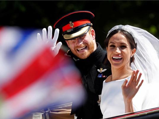 [Infographic] Đám cưới Hoàng gia Anh qua những con số