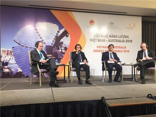 Việt Nam và Australia có thể hỗ trợ nhau cùng phát triển năng lượng bền vững