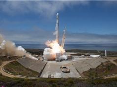 SpaceX đưa hai vệ tinh giám sát mực nước Trái Đất lên vũ trụ