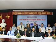 Khởi động Dự án hỗ trợ Việt Nam và Lào nâng cao năng lực giáo dục và đào tạo tái chế rác thải nhựa