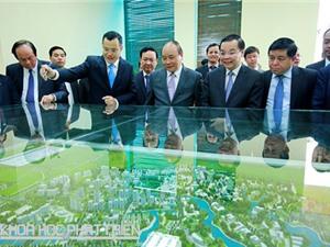 Khu CNC Hòa Lạc dự kiến thu hút đầu tư 1 tỷ USD năm 2018