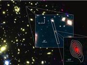 Phát hiện dấu vết của oxy xa nhất trong vũ trụ
