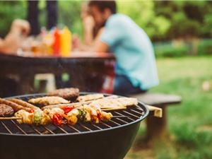 Tiệc BBQ có thể làm tăng nguy cơ phơi nhiễm với các chất gây ung thư