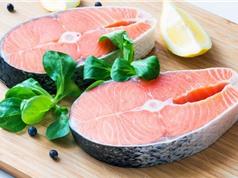 Ăn cá hai lần một tuần giảm nguy cơ mắc bệnh tim