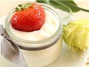 Sữa chua có thể làm giảm tình trạng viêm mãn tính