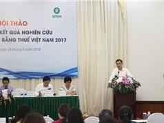 Nguồn thu thuế của Việt Nam đang dựa nhiều vào thuế tiêu dùng