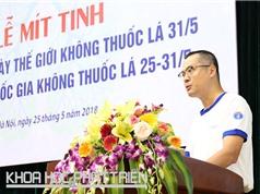Việt Nam trong top 15 nước có nhiều người hút thuốc lá nhất thế giới