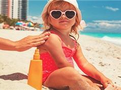 Kem chống nắng có hiệu quả bảo vệ tốt nhất trong 2 giờ
