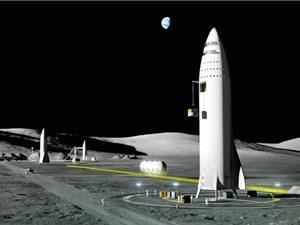 [Video] SPACE X với dự án tên lửa đưa con người lên sao hỏa