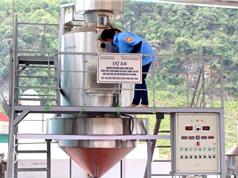 Hà Giang: Nâng chất lượng mật ong Bạc Hà ngang sản phẩm nhập khẩu