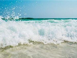 Sóng biển đóng vai trò quan trọng trong việc bẫy khí nhà kính