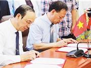 Tăng cường hợp tác giữa  Đại học Thủy lợi và Đại học Vũ Hán, Trung Quốc