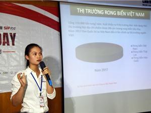 Khát vọng nâng tầm giá trị cho rong biển Lý Sơn