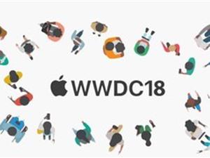 5 điều mong chờ tại sự kiện WWDC 2018 của Apple