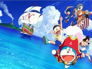 """Doraemon: Nobita và đảo giấu vàng - quà Tết thiếu nhi, """"tặng kèm"""" triết lý"""