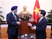 Việt Nam là đối tác quan trọng của Canada