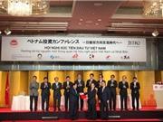Trao Giấy chứng nhận đăng ký đầu tư cho Tập đoàn NIDEC