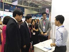 Trải nghiệm các công nghệ số hiện đại tại Vietnam ICT Comm 2018