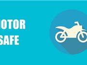 Motorsafe - phần mềm hỗ trợ người tham gia giao thông